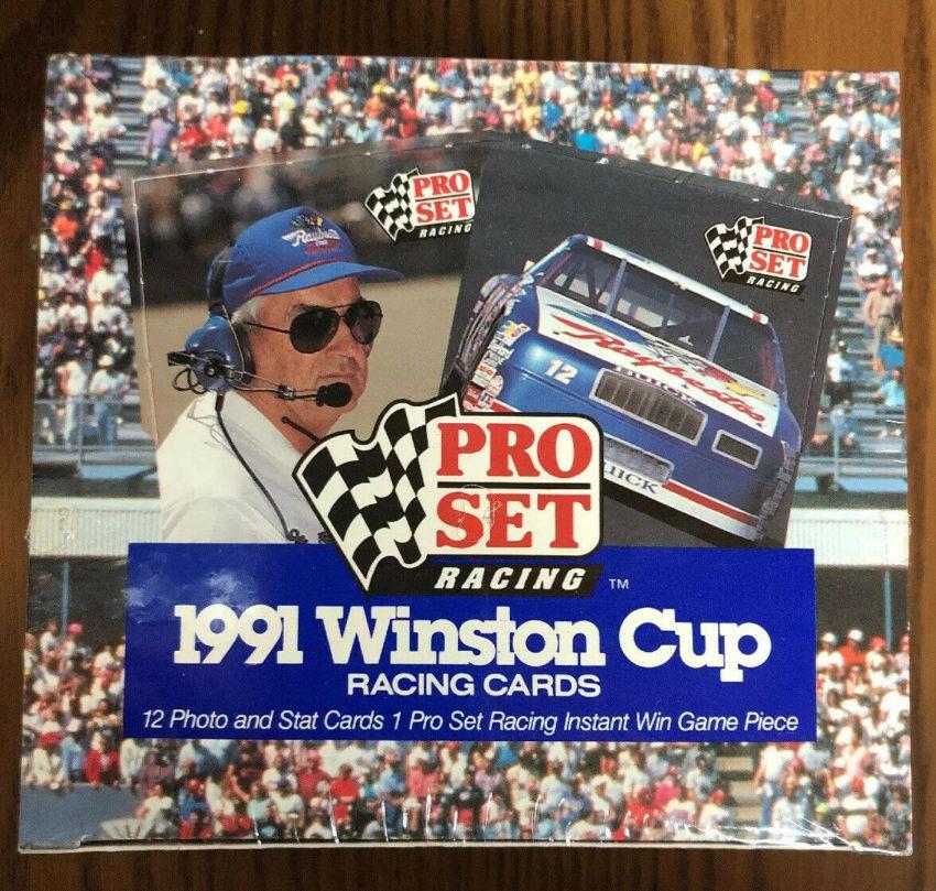 1991 Pro Set Box