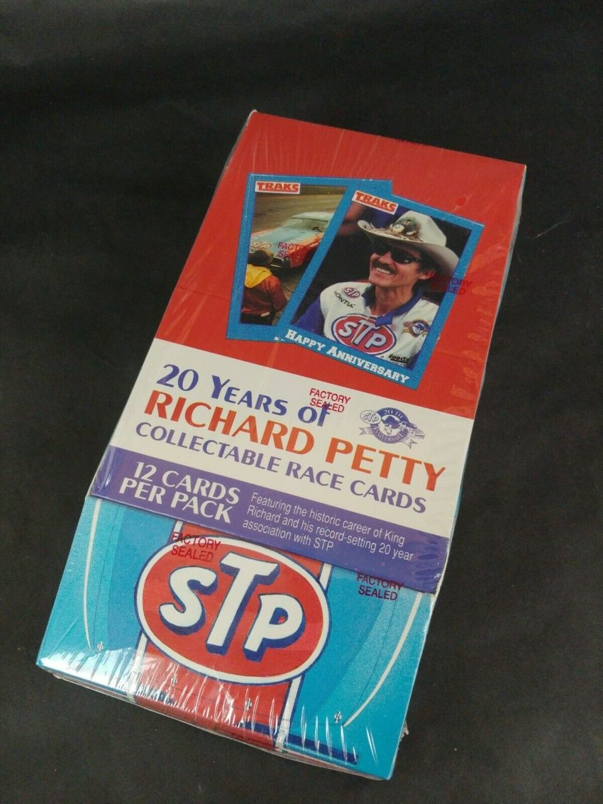 1991 20 Years Richard Petty