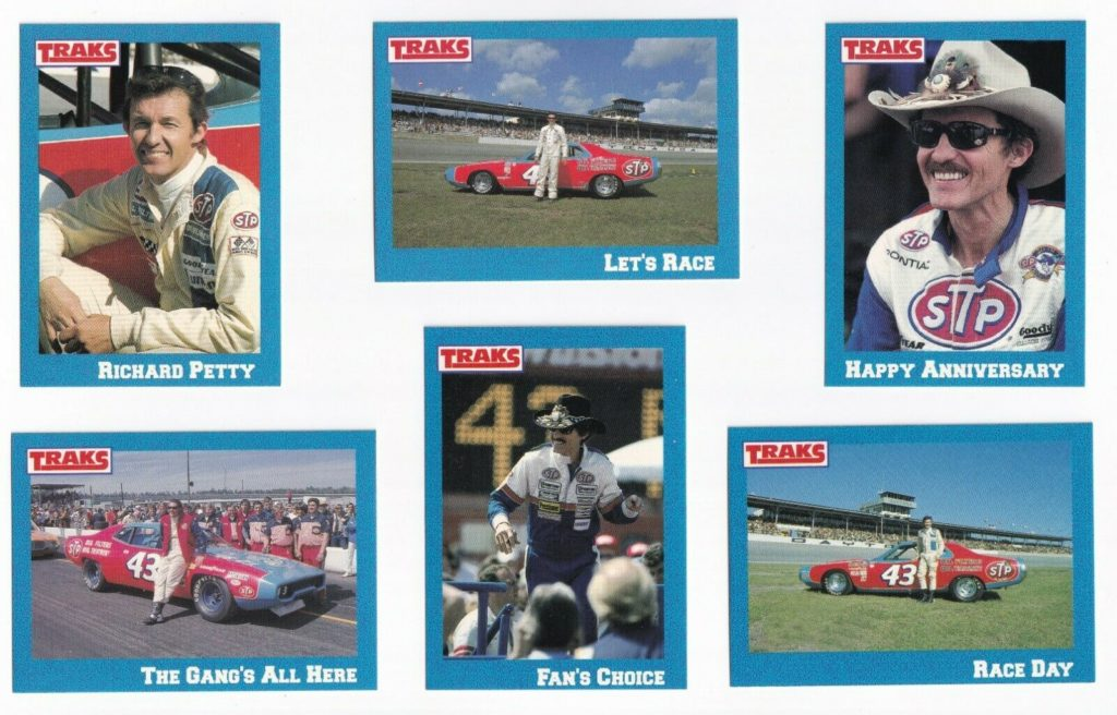 20 Years Richard Petty Cards