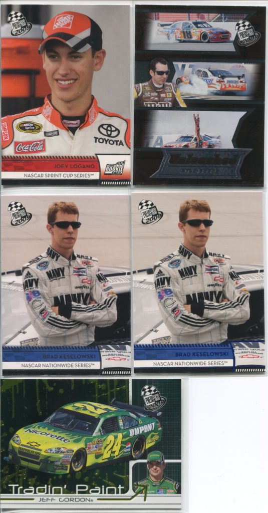 2009 Press Pass Series 1