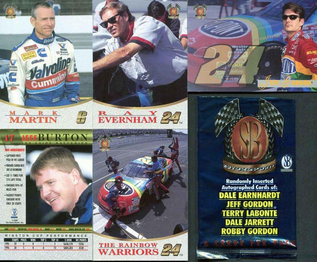 1997 Score Board Motorsports Wax