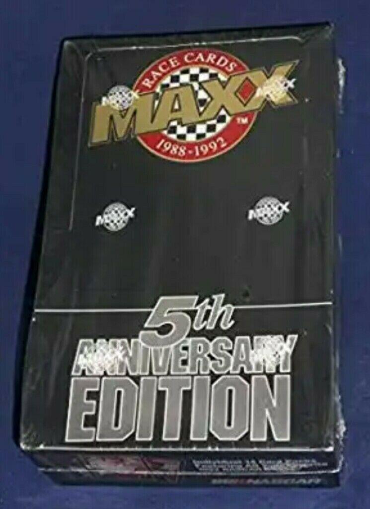 1992 Maxx Box