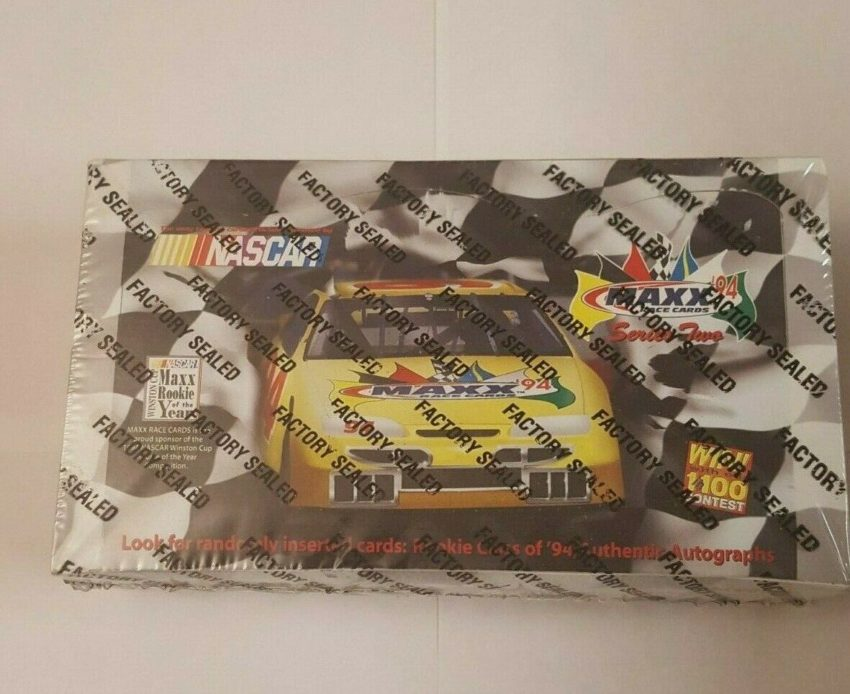 1994 Maxx Series 2 Box