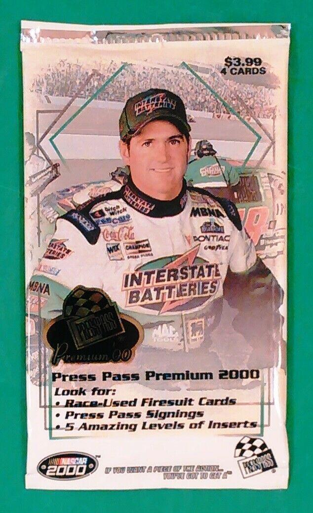 2000 Press Pass Premium Pack