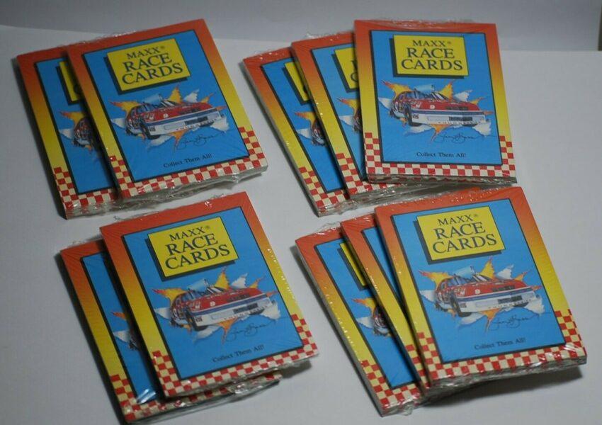 1989 Maxx Wax Packs